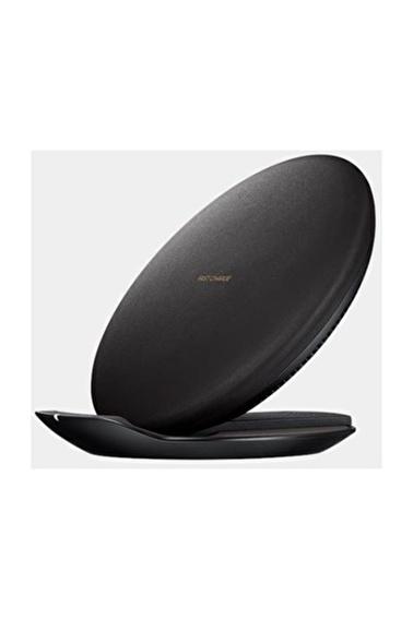 Samsung Kablosuz Hızlı Şarj Standı (Yatay/Dikey Kullanım) (Siyah) Renkli